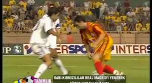 Galatasaray 2-1 Real Madrid Super Cup Final 2000