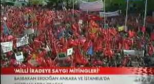 Murat Alparslan TRT Haber'e Ankara Mitingi hakkında konuştu