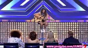 Sydnee Carter - The X Factor Australia 2014 - AUDITION [FULL]