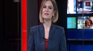 ASLI NOYAN TRT HABER SPIKERI - HABER HATTI - 10.02.2015 Video_2