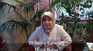 Dr. Sema Karadağ - Mora Terapi ve Kilo Kontrolü