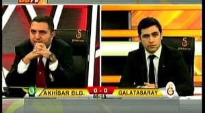 Ve Galatasaray Spikerinin Çıldırdığı An- SporSaniye