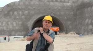 Tünel geçişi haberi