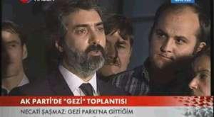 Necati Şaşmaz ( Polat Alemdar ) Gezi Parkı Olaylarını Yorumladı