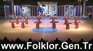 2016 THOF İstanbul - Haçka GSK Büyükler - Folklor.Gen.Tr