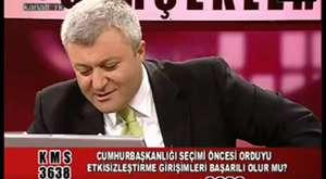 Ankara'da Başbakan Kılıklı; Gaddar Zalim bir PADİŞAH var