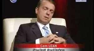 Cem Uzan'ın KanalB'de konuşması