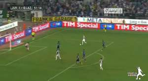 Juventus 1-1 Cagliari (İkinci Yarı)