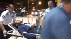 Değnekçiler vatandaşa saldırdı