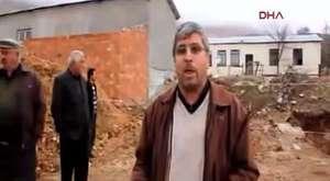 Korkuteli'nde köylülerin baz istasyonu isyanı