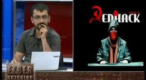 RedHack Halk TV ye konuştu