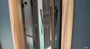 Mina Çelik Kapı