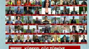 A Haber Aksaray Muhabiri Dilek Gök Canlı Yayında