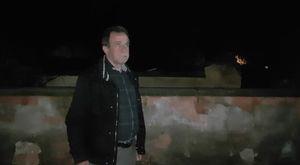 Kırkağaç'taki Yangında 1 Ev Yandı, 2 Ev Zarar Gördü