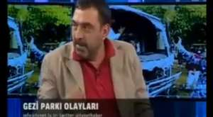 AĞAÇ KURDU -GEZİ PARKCILAR
