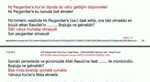 İLH2006 06.Ünite ErolBalcı - HADİS Ders Notları Sosyal ve Kültürel Hayatta Hadis