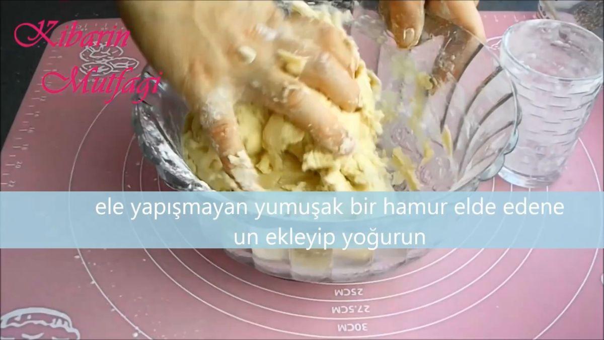 Tarçınlı Misket Kurabiye Nasıl Yapılır Videosu