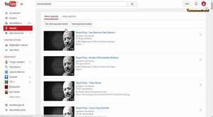 Youtube İzleme ve Arama Geçmişi Nasıl Silinir?