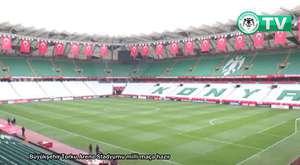 Takım kaptanımız Ali Çamdalı Başakşehir maçını değerlendirdi.
