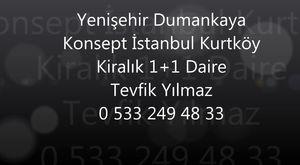 İstanbul Pendik Yenişehir City Life Kurtköy Satılık Stüdyo Daire 155.000 TL Aralık 2018