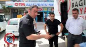 Bozkır Üçpınar Yolunda Motokros Eğlencesi 18.05.2014