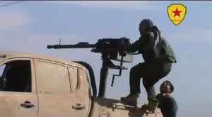 IŞİD'den kurtulan genç kadın