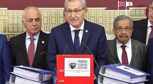 Kapanma Partisi soru önergesi geri döndü