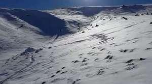 Elmadağ Kayak Merkezi Snowboard Show (1)