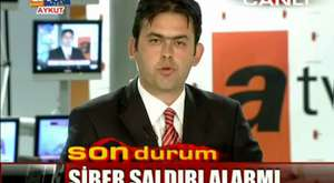Anonymouse Siber Saldiri ''Atv Haber''  09