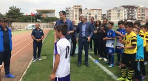 20150929 Akhisar Belediyespor Tam KAdro Fenerbahçe Maçı Hazırlıklarına Başladı