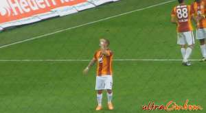 Sneijder'in Fenerbahçeye 2. Füzesi