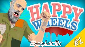 happy whels 1 bölüm