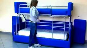 Çok kullanışlı harika bir mobilya tasarımı