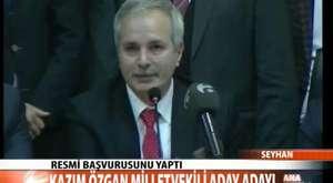 Talha Uğurluel, Tarihi Haçin Ermeni Manastır harabelerinde