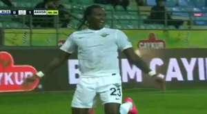 #SÜPERLİG Eskişehirspor 1-1 Kayerispor | GOLL 14'Gekas