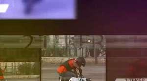 Ozan Yarar Yarışta Kaza(Stunter34)