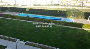 Sapanca Hacı Mercan Köyü Dağ Evi Havuzlu Sitede Satılık Villa