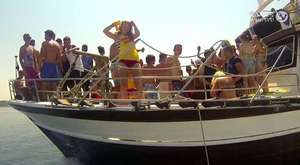 Kavos Booze Cruise Promo The fun side of life