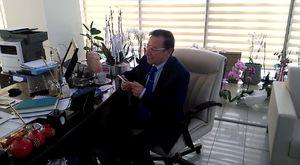 Önder Vural Kuzey Kamu Hastaneleri Genel Sekreteri ve İzmir İl Sağlık Müdürü Röportajı-2
