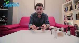 Elektronik sigara zararlı mı ? Dr. David Baron anlatıyor