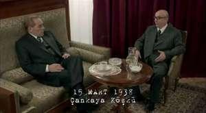 Atatürk'ün 90 yıl sonra ilk kez yayınlanan görüntüleri ortaya çıktı