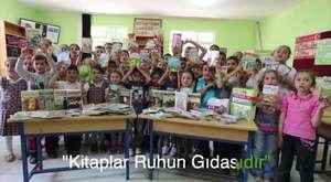 Panayır'dan 'Kitap Dolusu Lezzetli Bir Mola'