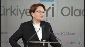 Meral Akşener Basın Toplantısı 9 Şubat 2018