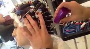 Saçın Üstü Nasıl Kabartılır