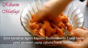 Yoğurtlu Patates Salatasının Yapılışı