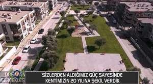 Halil İbrahim Şenol'un Sarnıç'ta yaşanan 2B sorununun çözümü konusundaki röportajı