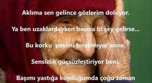 Benden Önce Ölme Anne (Mehmet Mustafa Önen)