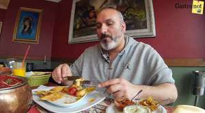 Tandoori İndian Restaurant ( Gastronot TV )