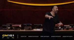 Cem Yilmaz´la Türk Telekom Arena Reklamı