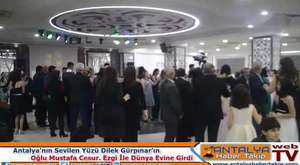 Görümce Oyuncuları Antalya'da Özdilek AVM'de Bir Araya Geldi